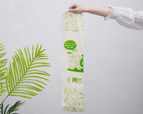 可堆肥全降解环保食品袋水果袋